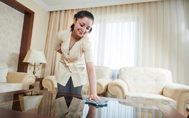 Voit varata siivouksen, ilmoita pvä ja aika (palvelun aikarajoissa)